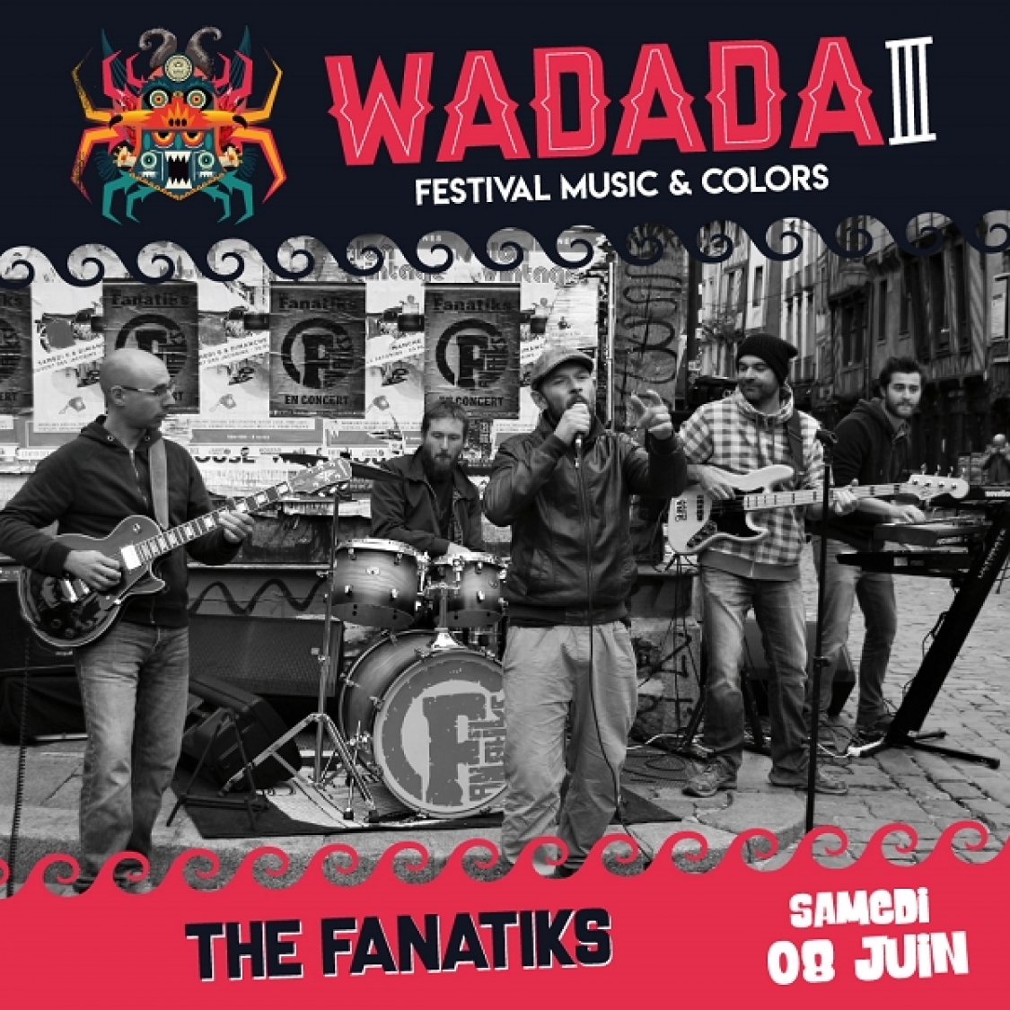 THE FANATIKS